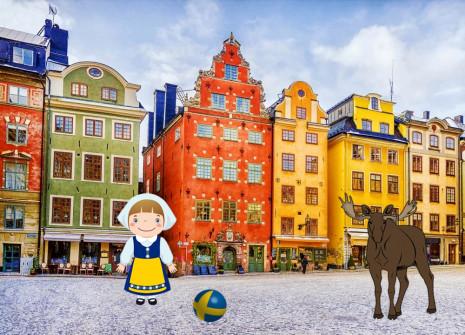 Evadez-vous avec le mois de la Suède sur Reptilzer !